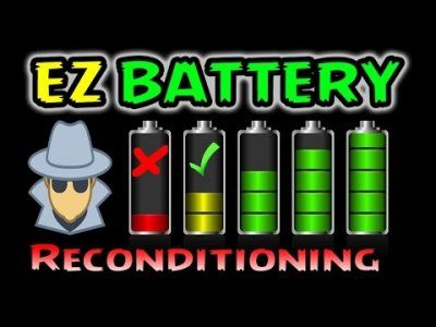 EZ Battery Recondition Review - Does It Really Work?